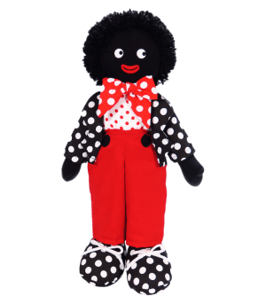 Kate Finn: Preston 41cm Golliwog