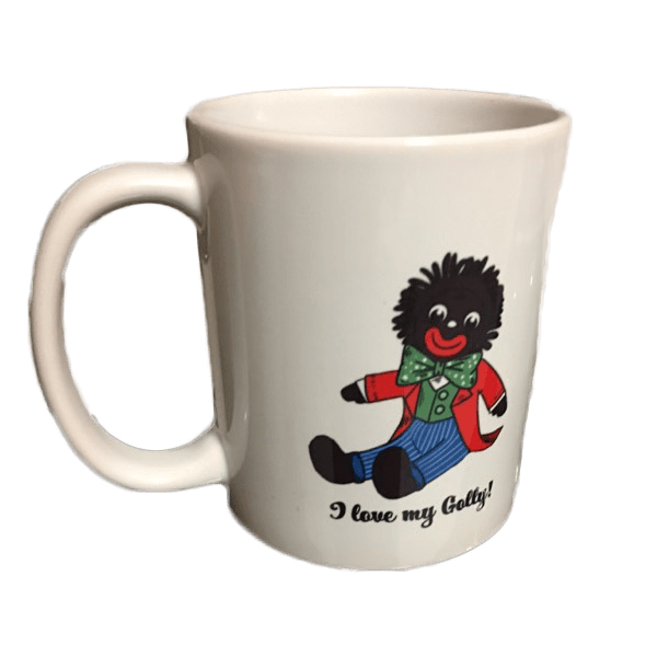 Mug: I love my Golly