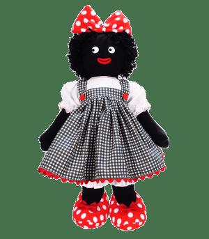 Kate Finn: Poppy 41cm Golliwog