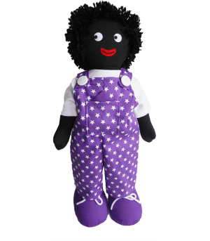 Kate Finn: Logan 40cm Boy Golliwog