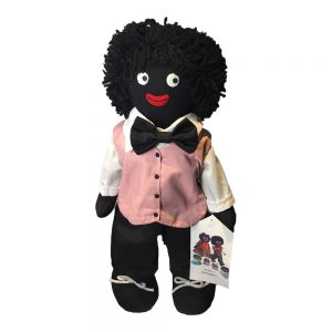 Kate Finn: Anthony 40cm Golliwog
