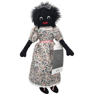 Wicabe: Edith 28cm Golliwog