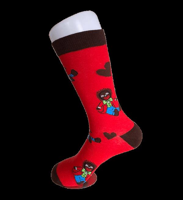 Golly socks by Wicabe