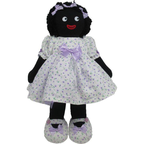"Kate Finn: Daisy Doll 14"" Golliwog"