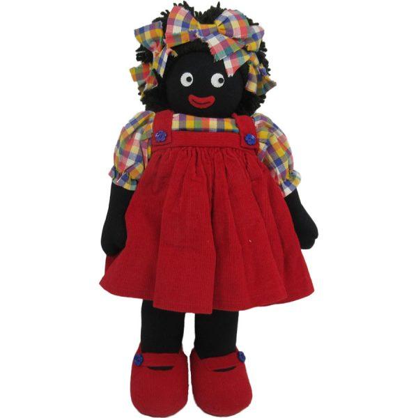 """Kate Finn: Tuesday Doll 14"""" Golliwog"""