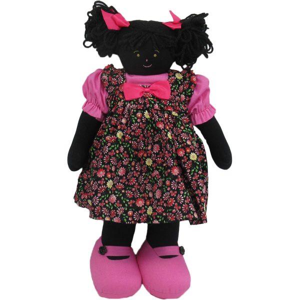"Kate Finn: Merrily Doll 14"" Golliwog"
