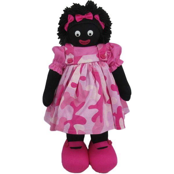 "Kate Finn: Mimi Doll 14"" Golliwog"