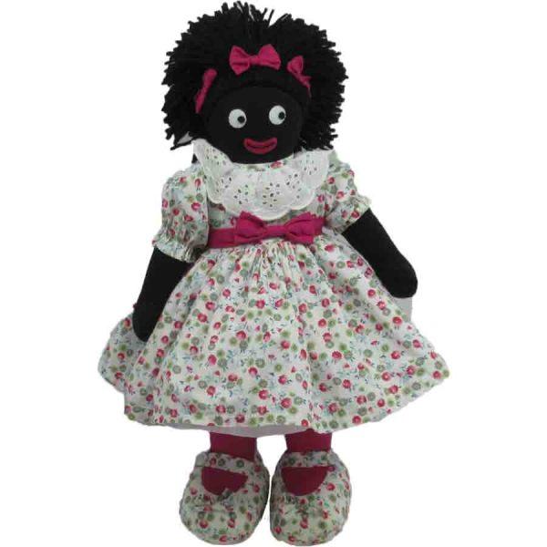 Kate Finn: Garland Doll 41cm Golliwog