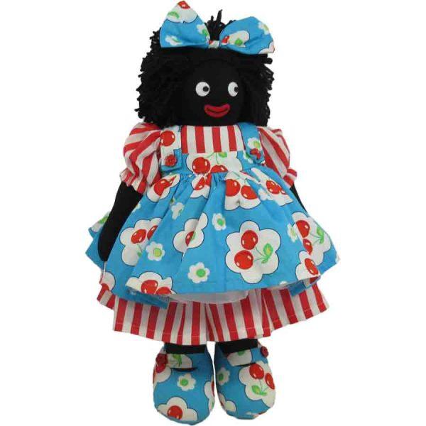 "Kate Finn: Girl Doll 14"" Golliwog"