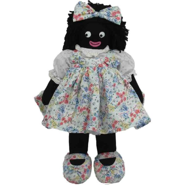 "Kate Finn: Hyacinth Doll 14"" Golliwog"
