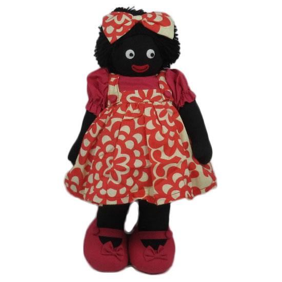 "Kate Finn: Cherie Doll 14"" Golliwog"