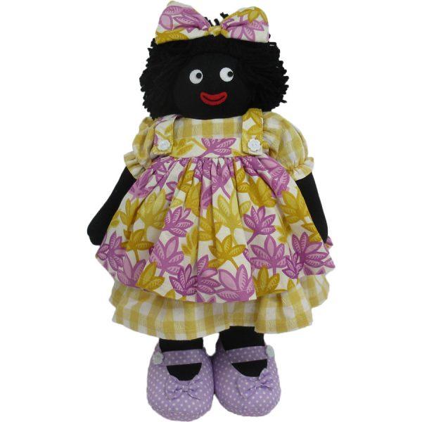"Kate Finn: Sunshine Doll 14"" Golliwog"