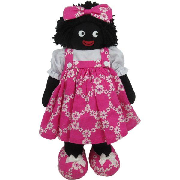 Kate Finn: Franjipani Doll 14'' Golliwog