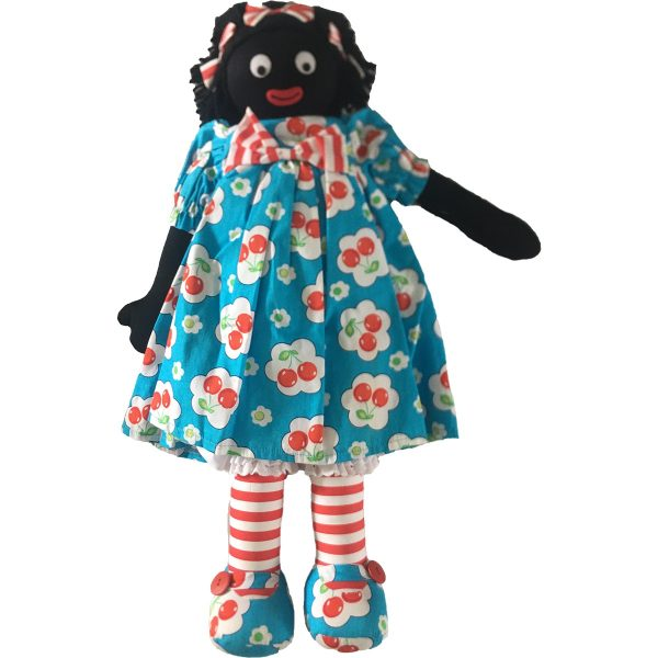 Kate Finn: Black Doll 59cm Golliwog