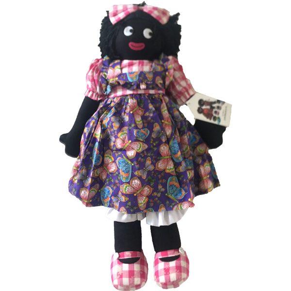 Kate Finn: Gorgeous Doll 59cm Golliwog