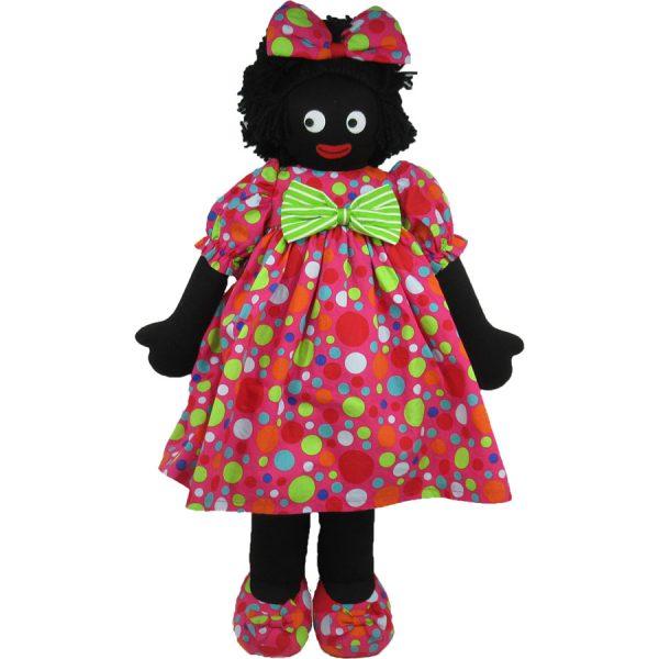 Kate Finn: Dot Doll Golliwog