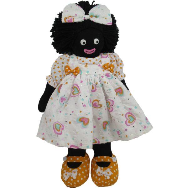 "Kate Finn: Golly Doll 14"" Golliwog"