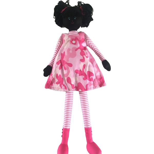 "Kate Finn: Dana Doll 22"" Golliwog"